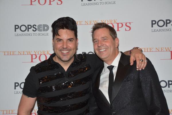 Frankie Moreno and Steven Reineke