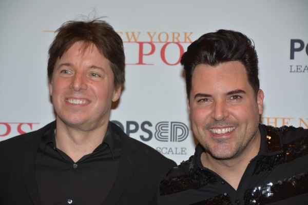 Joshua Bell and Frankie Moreno Photo