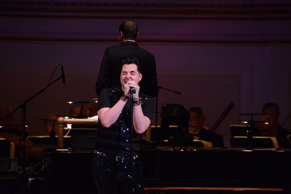 Photo Coverage: Frankie Moreno Opens The New York Pops Season With 'Roll Over Beethoven: A Different Kind of Orchestra'