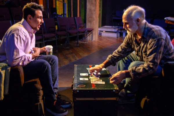 Photo Flash: First Look at THE STONE WITCH At Theatre NOVA