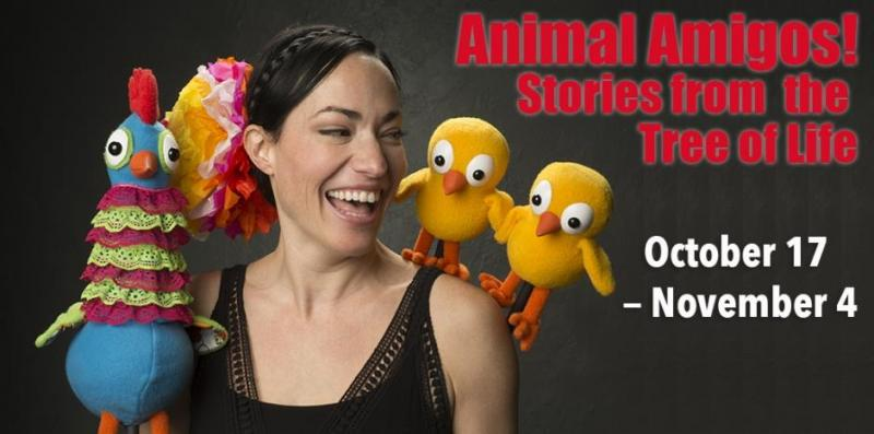 BWW Review: ANIMAL AMIGOS! STORIES FROM THE TREE OF LIFE at Mesner Puppet Theater