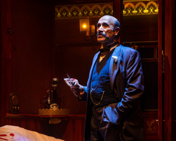 Photo Flash: First Look at the West Coast Premiere AGATHA CHRISTIE'S MURDER ON THE ORIENT EXPRESS