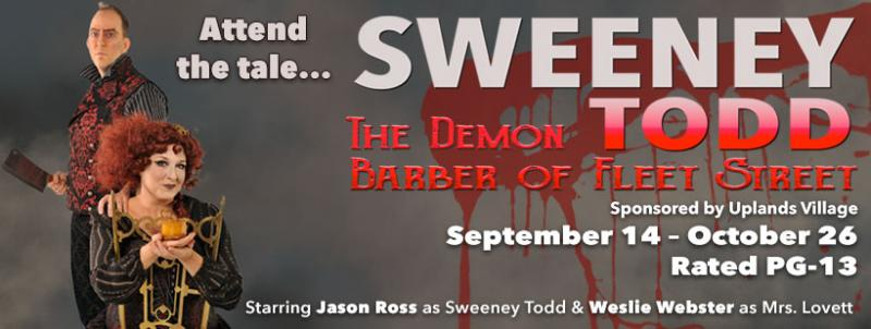 BWW Review: Director McDonald Raises the Bar With CCP's Remarkable SWEENEY TODD