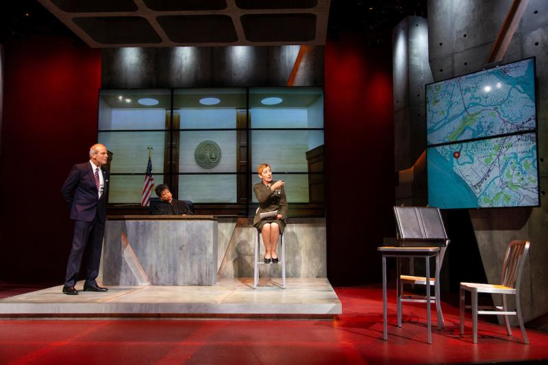 BWW Review: THE TRIAL OF DONNA CAINE at GSP is an Engrossing Courtroom Drama