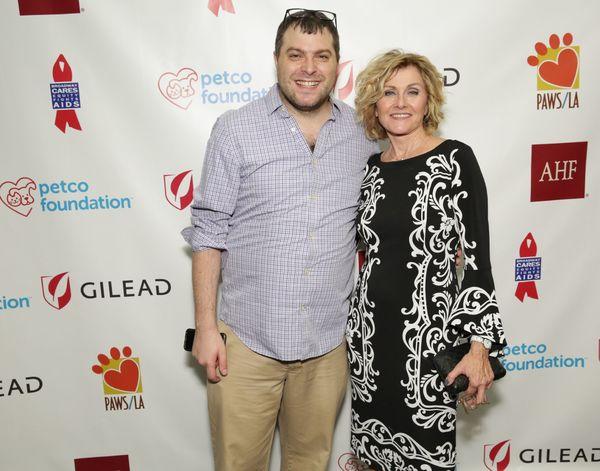 Andrew Carlberg and Pamela Magette