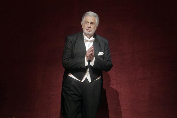Photo Flash: First Look at San Francisco Opera's PLACIDO DOMINGO Concert