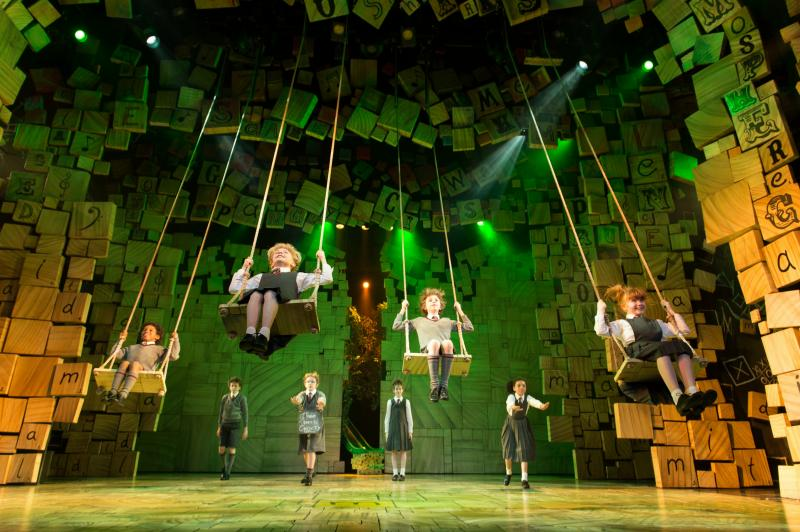BWW Review: Much-Anticipated MATILDA THE MUSICAL Brings Sold-out Audience To Its Feet