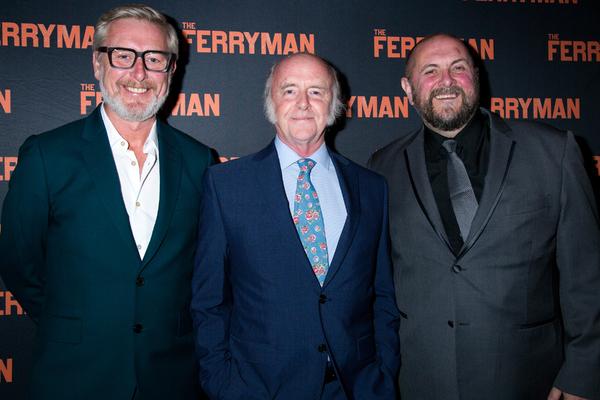 Stuart Graham, Mark Lambert, Charles Dale