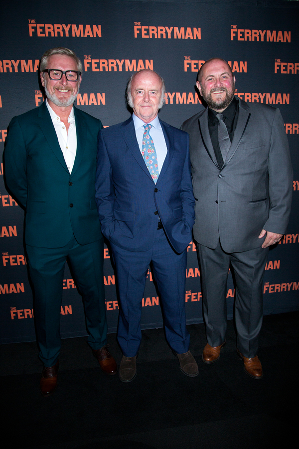 Photo Coverage: Inside Opening Night of THE FERRYMAN