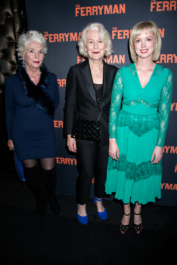 Fionnula Flanagan, Dearbhla Molloy, Carla Langley