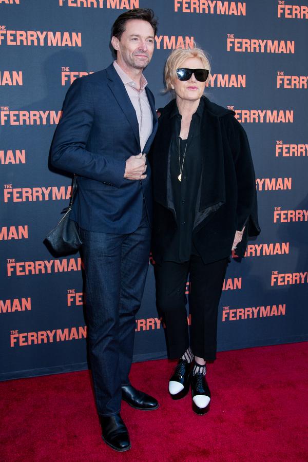Hugh Jackman, Deborra-Lee Furness Photo