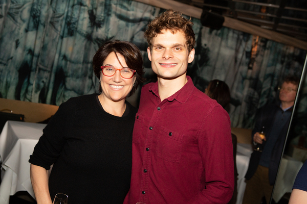 Photo Flash: They Still Got the Beat! HEAD OVER HEELS Celebrates 100 Shows on Broadway