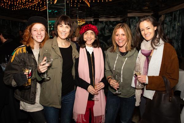 Jane Cardona, Catherine Popper, Ann Klein, Dena Tauriello, Kimberly Grigsby