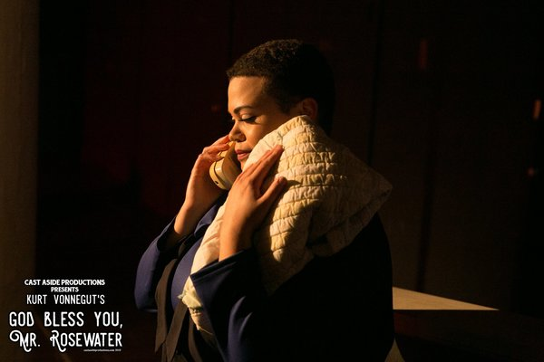 Photo Flash: GOD BLESS YOU, MR. ROSEWATER at Cast Aside Productions
