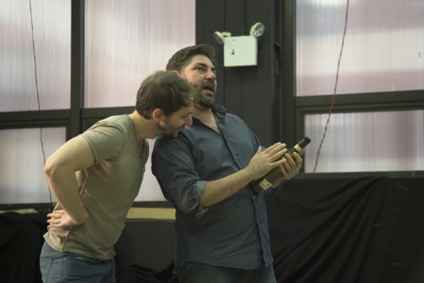 Photo Flash: In Rehearsal With Titan Theatre Company's Magical Production Of THE TEMPEST