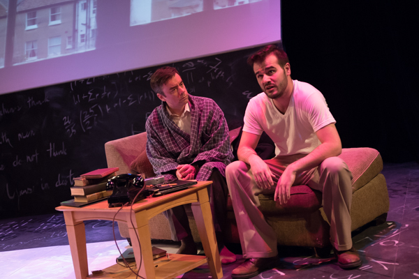 Photo Coverage: First look at Catco and Evolution Theatre Company's BREAKING THE CODE