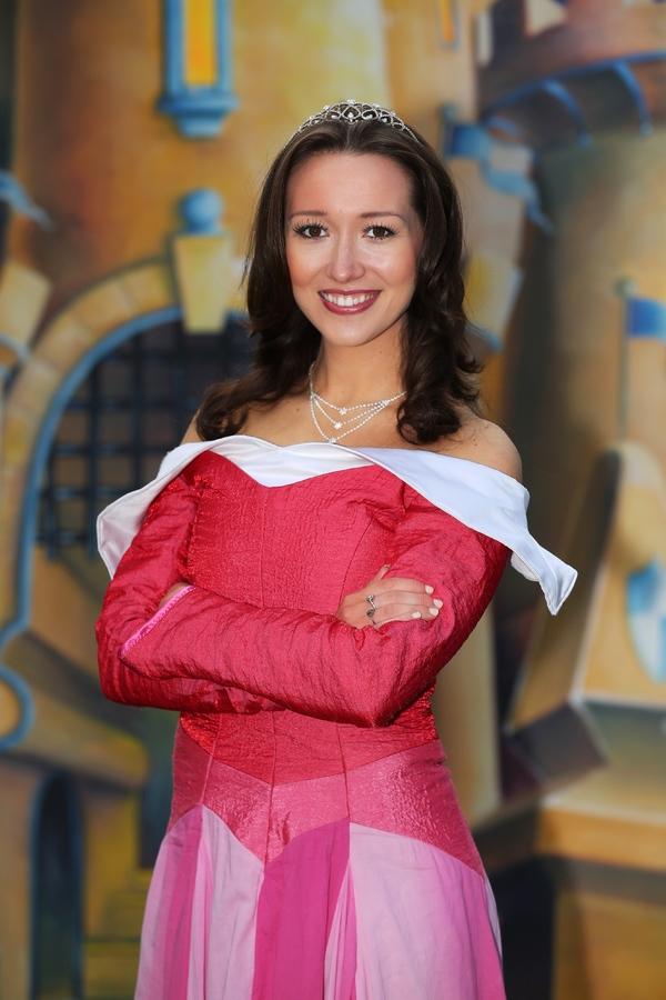 Bethan-Wyn Davies as Princess Beauty Photo