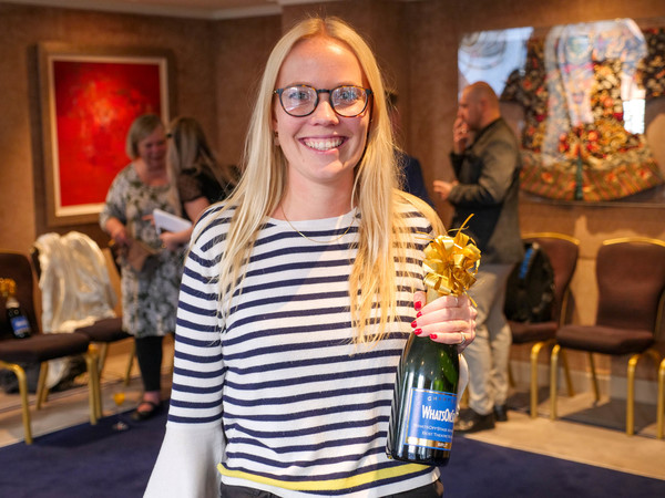 Photo Flash: Whatsonstage Presents The Whatsoffstage Awards