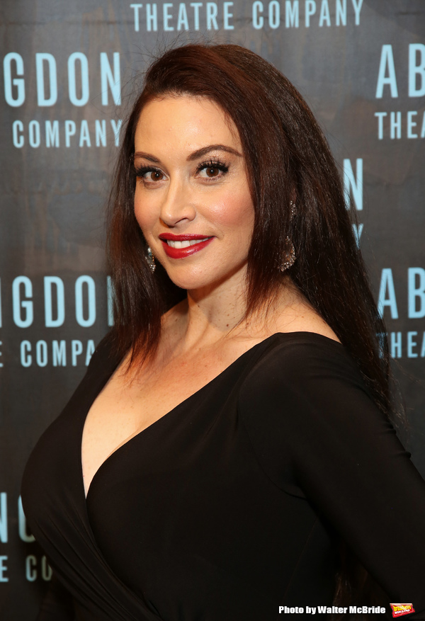 Photo Coverage: Abingdon Theatre Company Gala Honors Donna Murphy