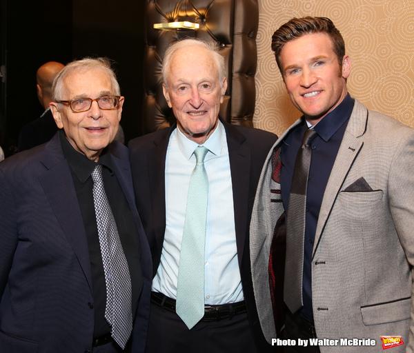 Richard Matlby Jr., David Shire and Claybourne Elder  Photo