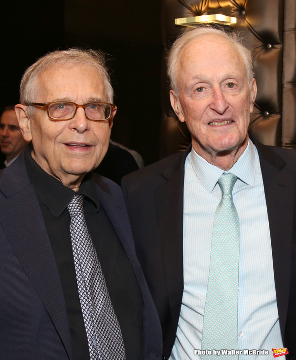 Richard Maltby Jr. and David Shire Photo