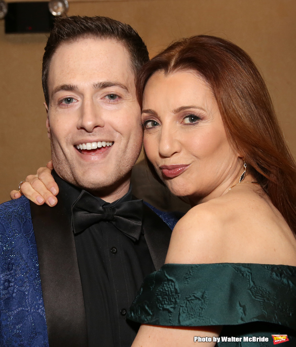 Randy Rainbow and Donna Murphy