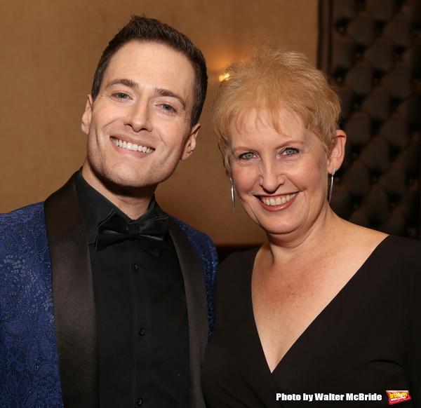 Randy Rainbow and Liz Callaway