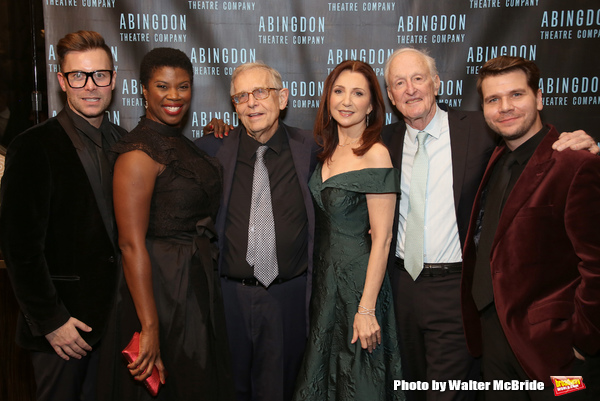 Chad Austin, Deidre Goodwin, Richard Maltby Jr., Donna Murphy, David Shire and Kevin  Photo