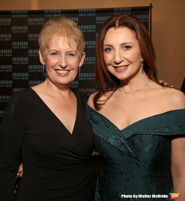 Liz Callaway and Donna Murphy