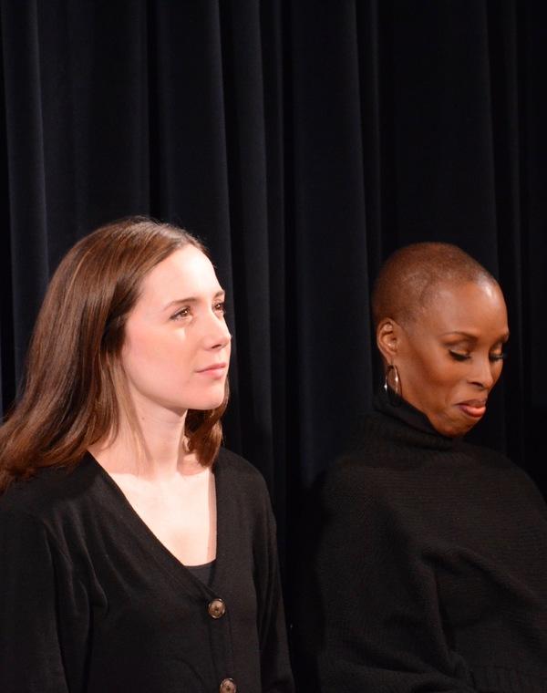 Talene Monahon and Brenda Braxton