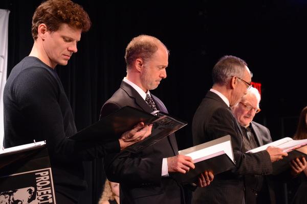 Tony Roach, Daniel Jenkins, Thom Sesma and Tim Jerome