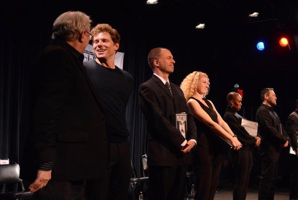 Time Jerome, Tony Roach, Daniel Jenkins, Margaret Loesser Robinson, Brenda Braxton and David Shih