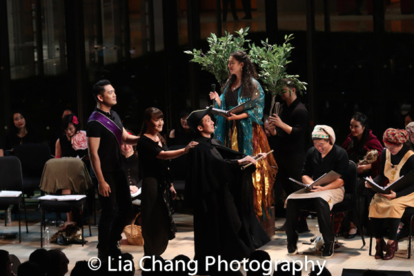 Photo Flash: Ann Harada, Raymond J. Lee, Jason Ma And More In NAAP & Prospect Theater's INTO THE WOODS In Concert
