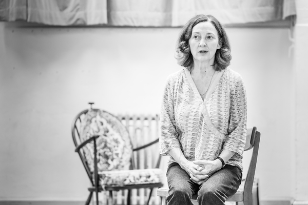 Photo Flash: Inside Rehearsal For PINTER FOUR From Pinter at the Pinter Season