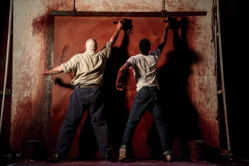 BWW Interview: A Fresh Canvas- Alfred Molina & Alfred Enoch Get Ready to Bring RED to the Big Screen; In Cinemas 11/7!
