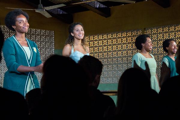 Photo Coverage: SCHOOL GIRLS Celebrates Opening Night