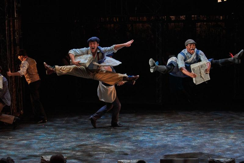 BWW Review: NEWSIES Brings Atlanta Dancing to a New Level at the Atlanta Lyric Theatre