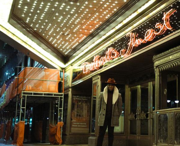Photo Flash: AINT TOO PROUD Cast Tours Detroit with Dominique Morisseau