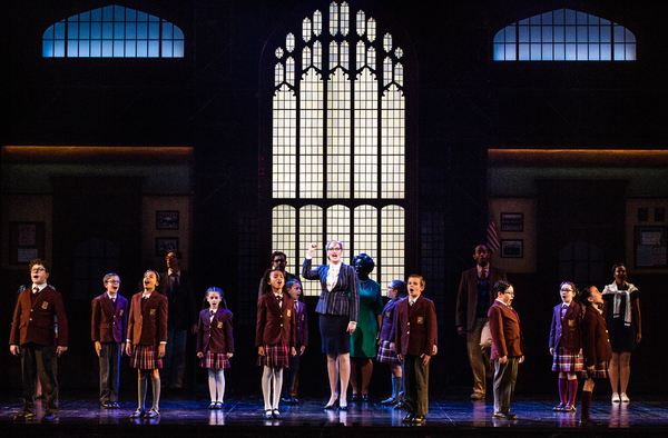 Photo Flash: Check Out New Photos from the National Tour of SCHOOL OF ROCK