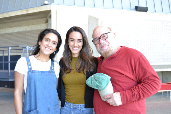 Photo Flash: In Rehearsal with Arena Stage's INDECENT