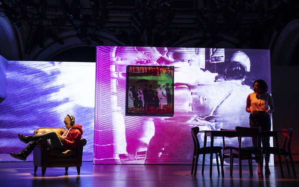 Photo Flash: First Look at The Public's World Premiere of EVE'S SONG