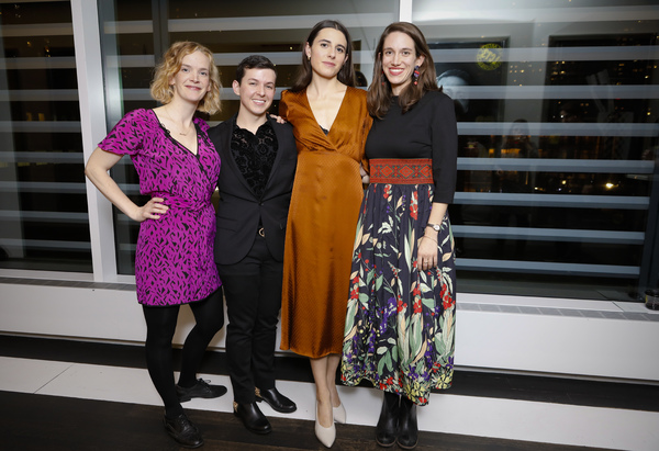 Margot Bordelon, Jax Jackson, Marianne Rendon, Miranda Rose Hall Photo