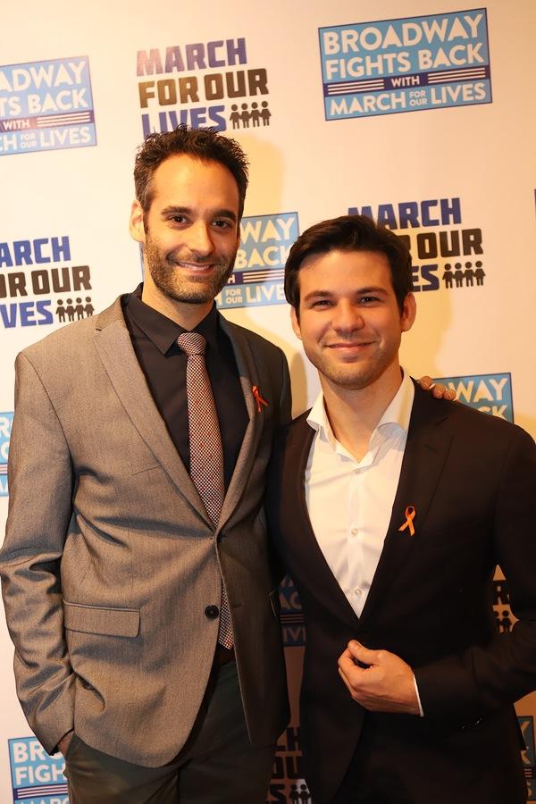 Jonathan Raviv and Etai Benson