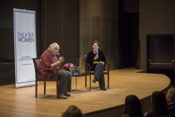 Photo Flash: Oral History Project With Lois Smith Presented By The League Of Professional Theatre Women