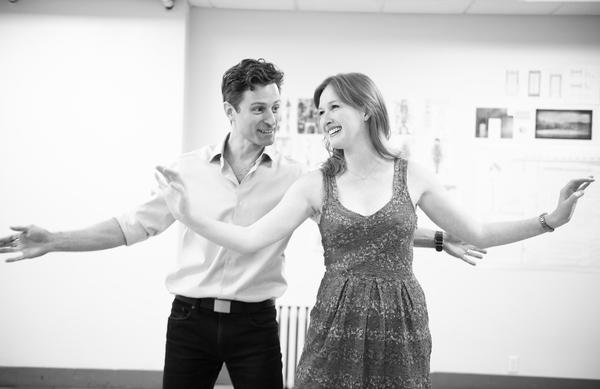 Erin Mackey, Kevin Massey Photo