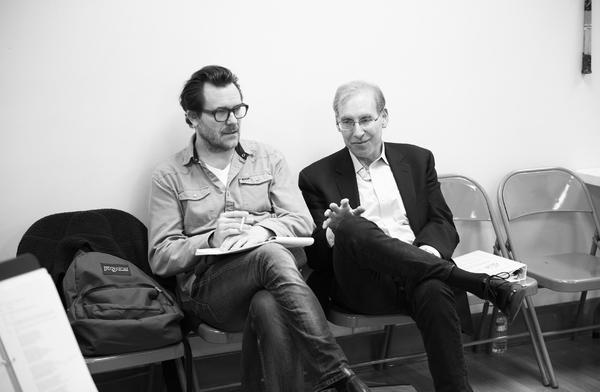 Erin Tucker and Stephen Weiner Photo