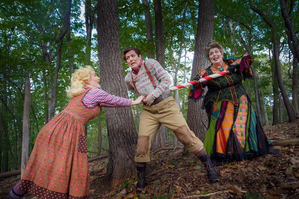 Photo Flash: First Look at Pittsburgh Opera's HANSEL & GRETEL