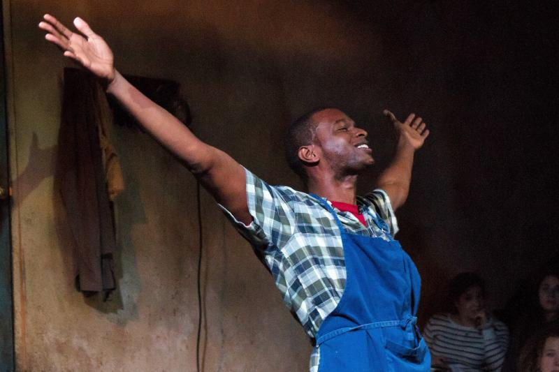 BWW Review: PIRIRA by J. Stephen Brantley and Directed by Ari Laura Kreith at Luna Stage