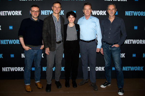 Lee Hall, Tony Goldwyn, Tatiana Maslany, Bryan Cranston, Ivo Van Hove