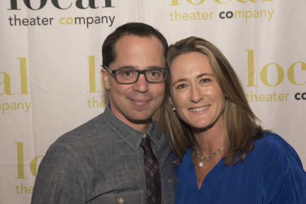 Photo Flash: The World Premiere Of PAPER CUT By Andrew Rosendorf Celebrates Opening At Local Theater Co
